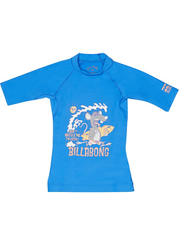 Licra Billabong Rat Local Toddler