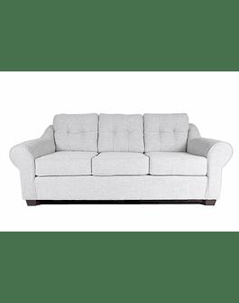 Sofa Tela 3C. Modelo Bolena