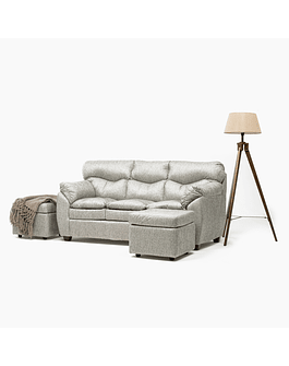 """Sofa FRANCESCA 3c + 2Pouf  """"ENTREGA EN 10 DÍAS HÁBILES"""""""