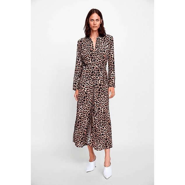 Ventido Print Leopardo