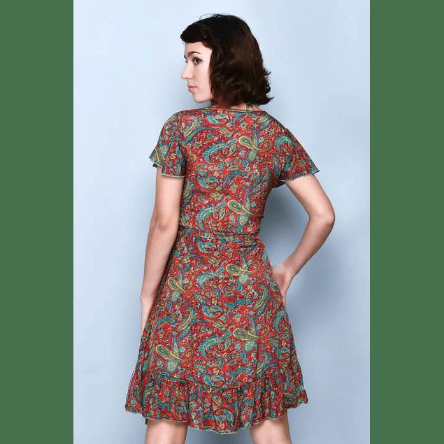 Vestido Hilda