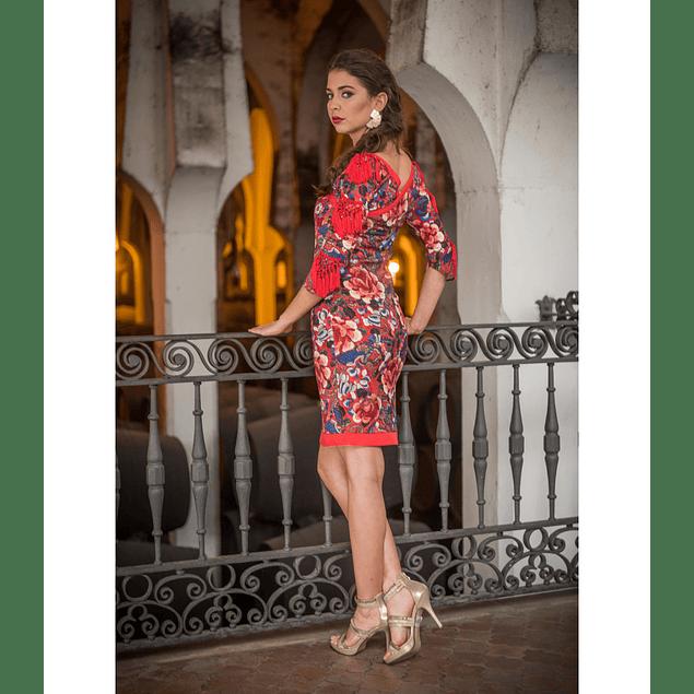 Vestido  Corlina Mangas