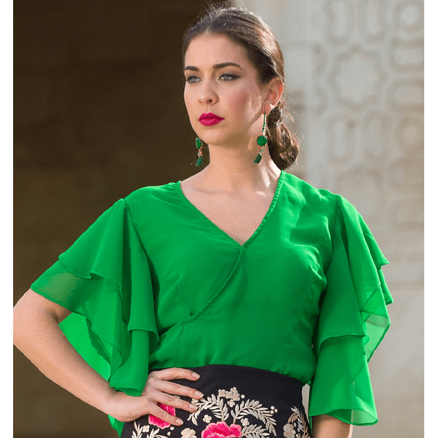 Blusa Rafa Verde