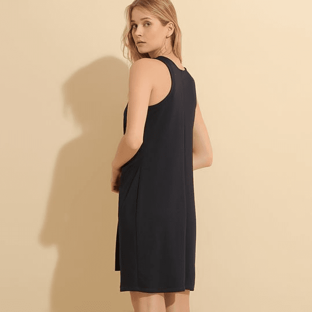 Vestido It Prisma Azul Marino