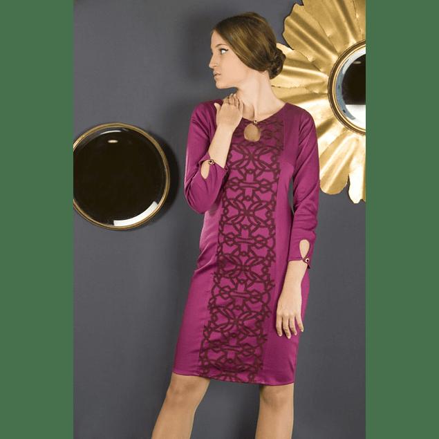 Vestido Tamara Púrpura