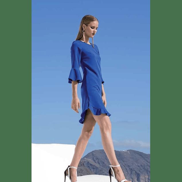 Vestido Acapulco Azulino
