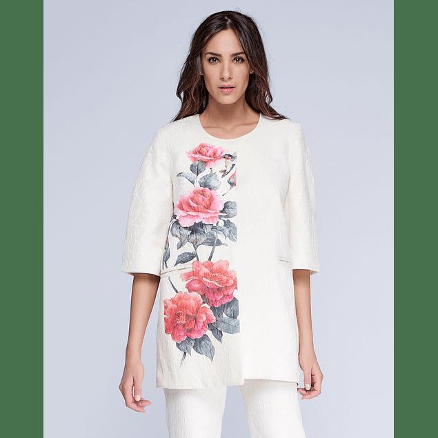 Chaqueta Roses