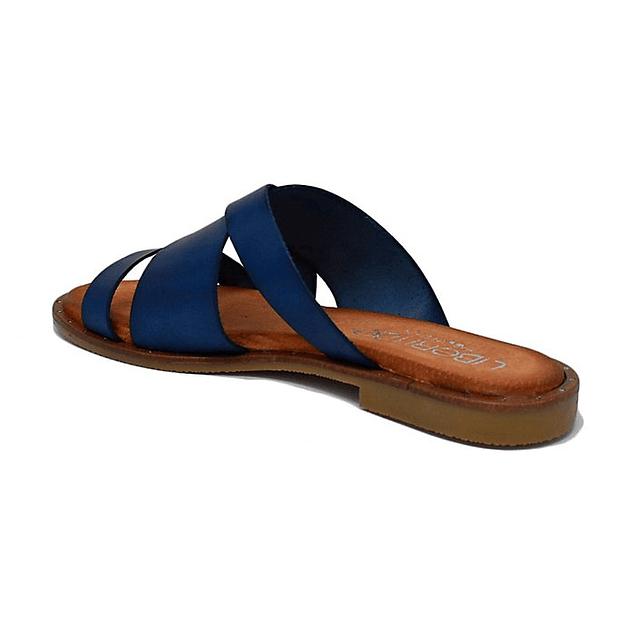 Sandalia Mati Azul Marino