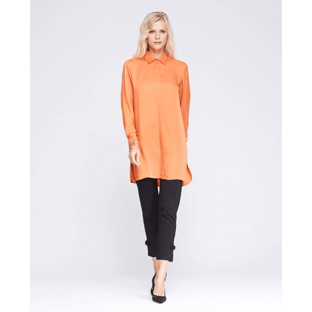 Blusa Orange Camisera