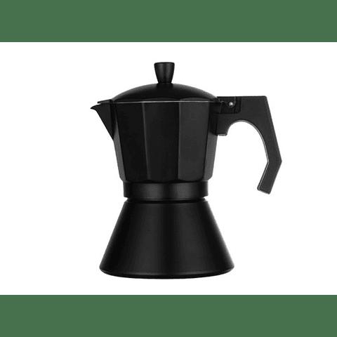 Cafetera Italiana Blacky - 6 Tazas