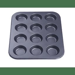 Molde 12 Cupcakes