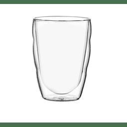 Vaso borosilicato 200ML