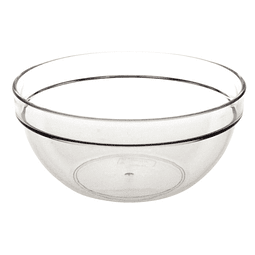 Bowls transparentes