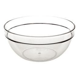 Bowl transparente policarbonato