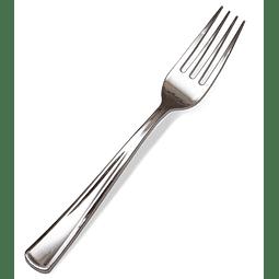 Display Tenedor degustación plástico 36 unid.