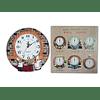 Reloj Cocina Chefs