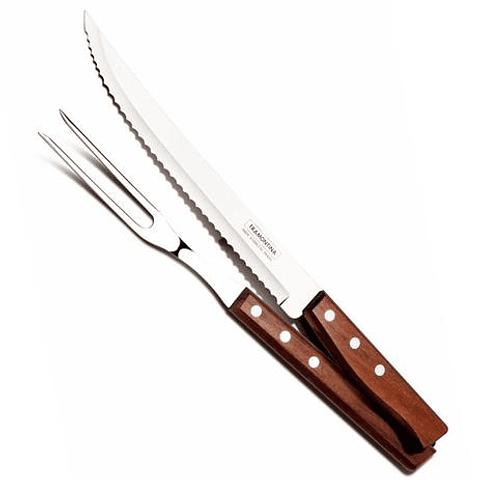 Pincho y Cuchillo Asado
