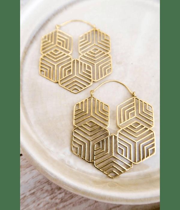 Aros Maxi Geométricos