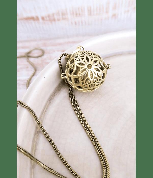Llamador de Ángeles Abhaya Mudra