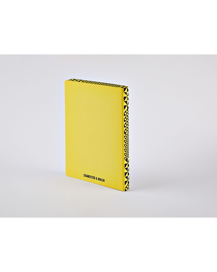 Nuuna - Graphic L By Sagmeister & Walsh - Happy Book