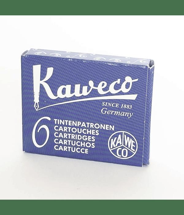 Kaweco - Ink Cartridges - Royal Blue