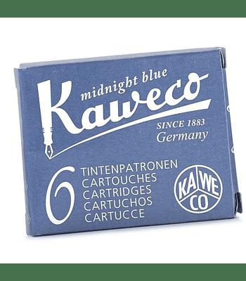 Kaweco - Ink Cartridges - Midnight Blue