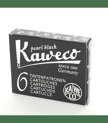 Kaweco - Ink Cartridges - Pearl Black