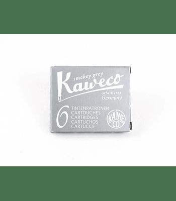 Kaweco - Ink Cartridges - Smokey Grey