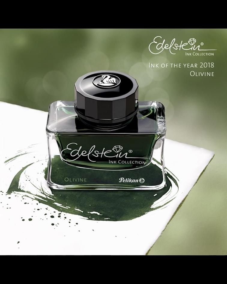 Pelikan - Tinta Edelstein 50 ml - Olivine