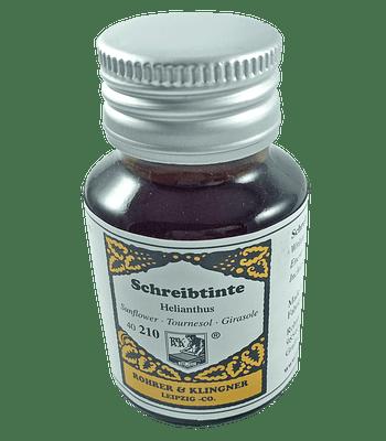 R&K - 50 ml Schreibtinte - Helianthus