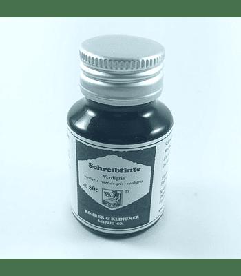 R&K - 50 ml Schreibtinte - Verdigris