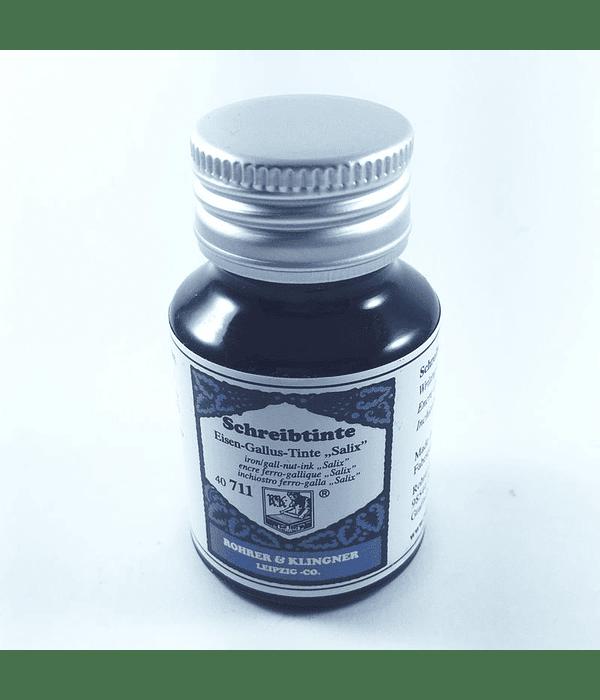 R&K - 50 ml Schreibtinte - Eisen-Gallus-Tinte Salix