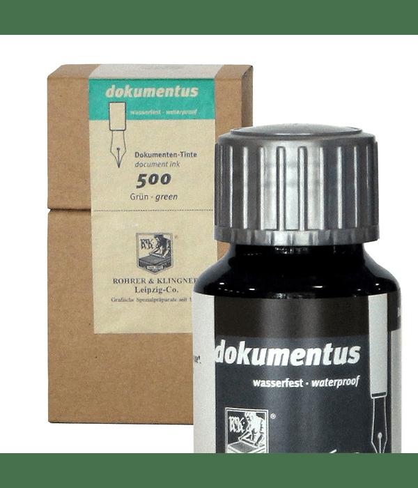 R&K - dokumentus 50 ml - green