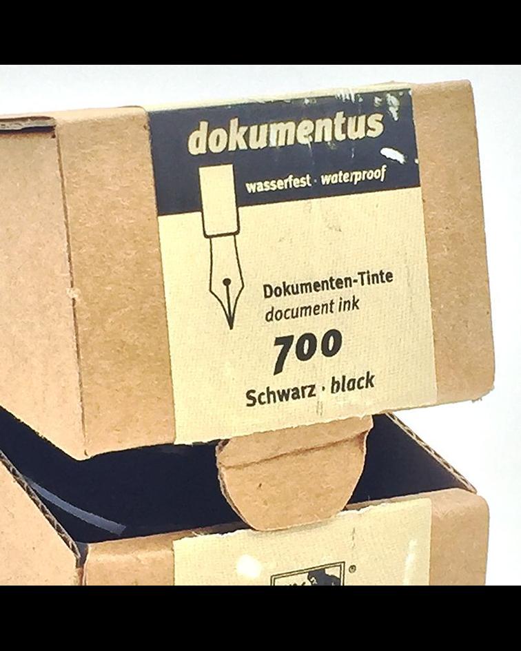 R&K - dokumentus 50 ml - dark blue