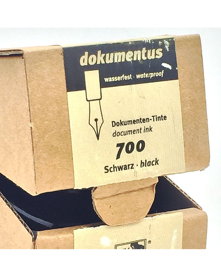 R&K - dokumentus 50 ml - black
