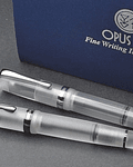 Opus 88 - Jazz demo gun metal - Clear