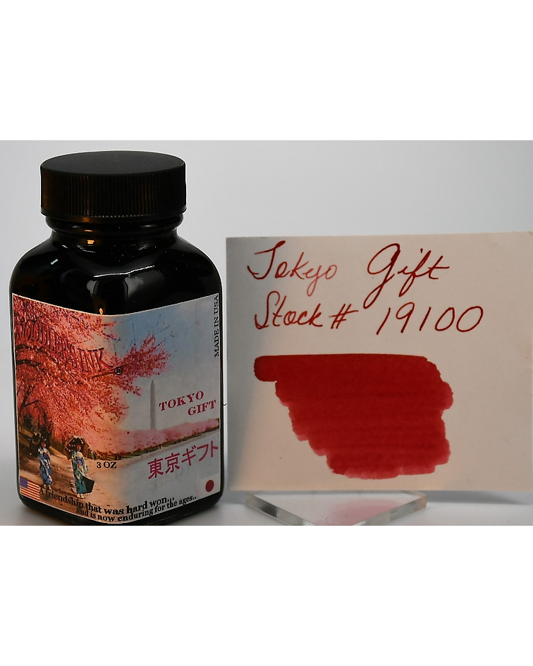Noodler's - Botella 3 oz - Tokyo Gift (Cherry Blossom Pink)