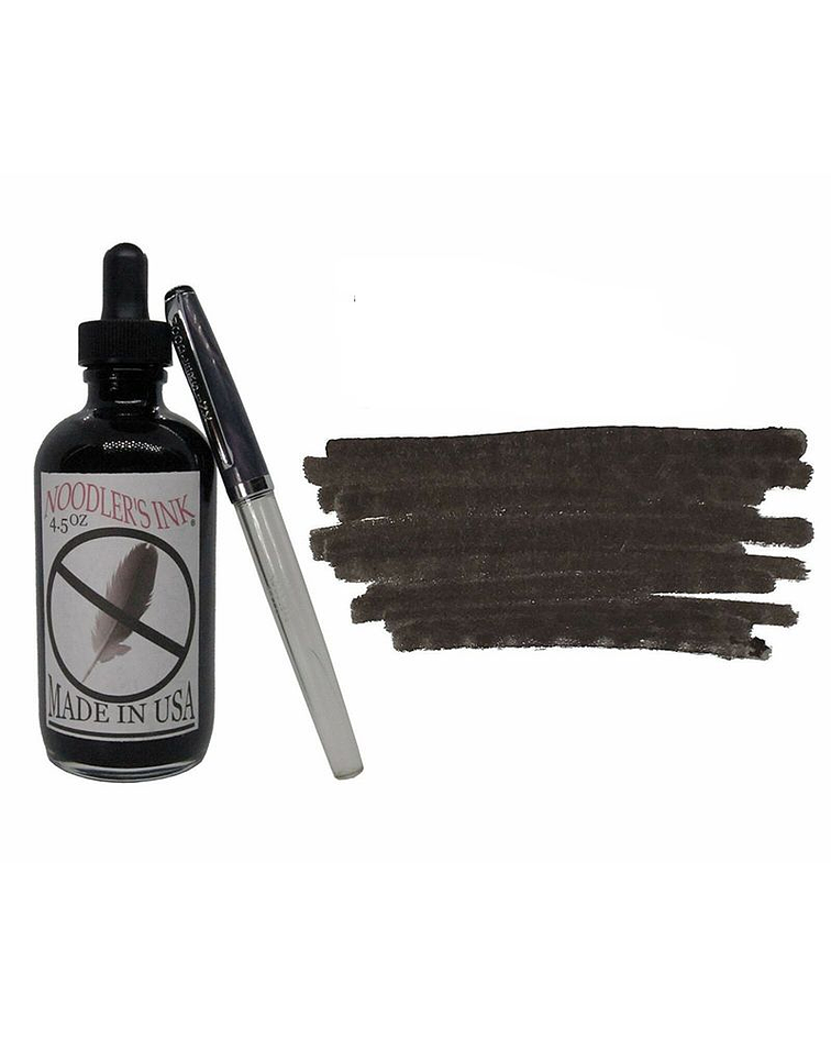 Noodler's - Botella 3 oz - X-Feather Black 4.5 oz