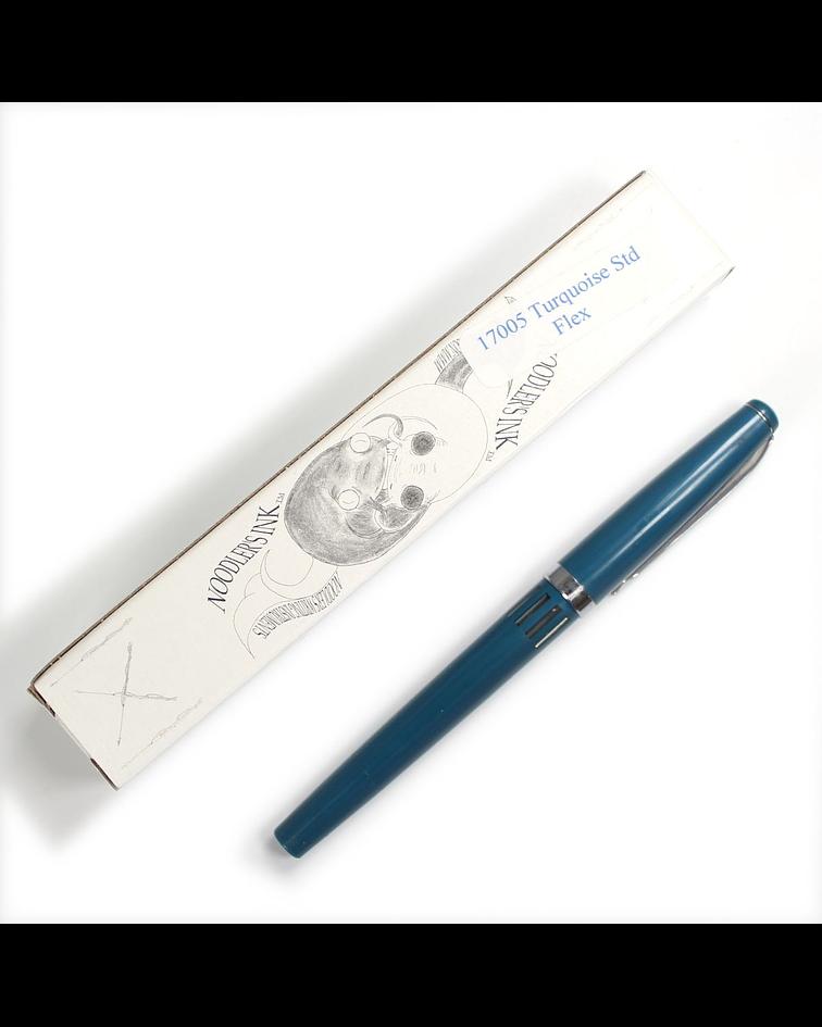 Noodler's - Std Flex - Turquoise