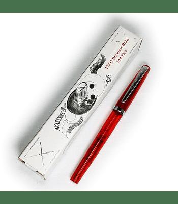 Noodler's - Std Flex - Burm Ruby
