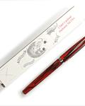 Noodler's - Std Flex - Cardinal Darkness