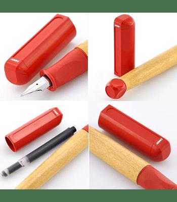 Lamy - Abc LH - Red