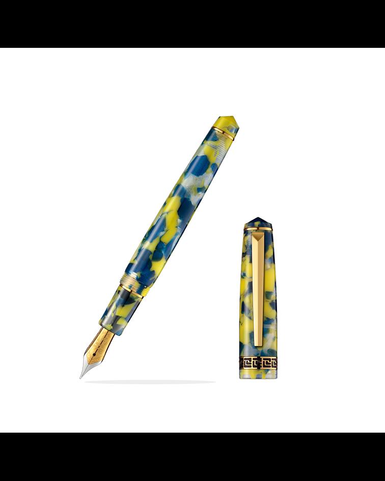 Laban - Rosa - Blue Yellow