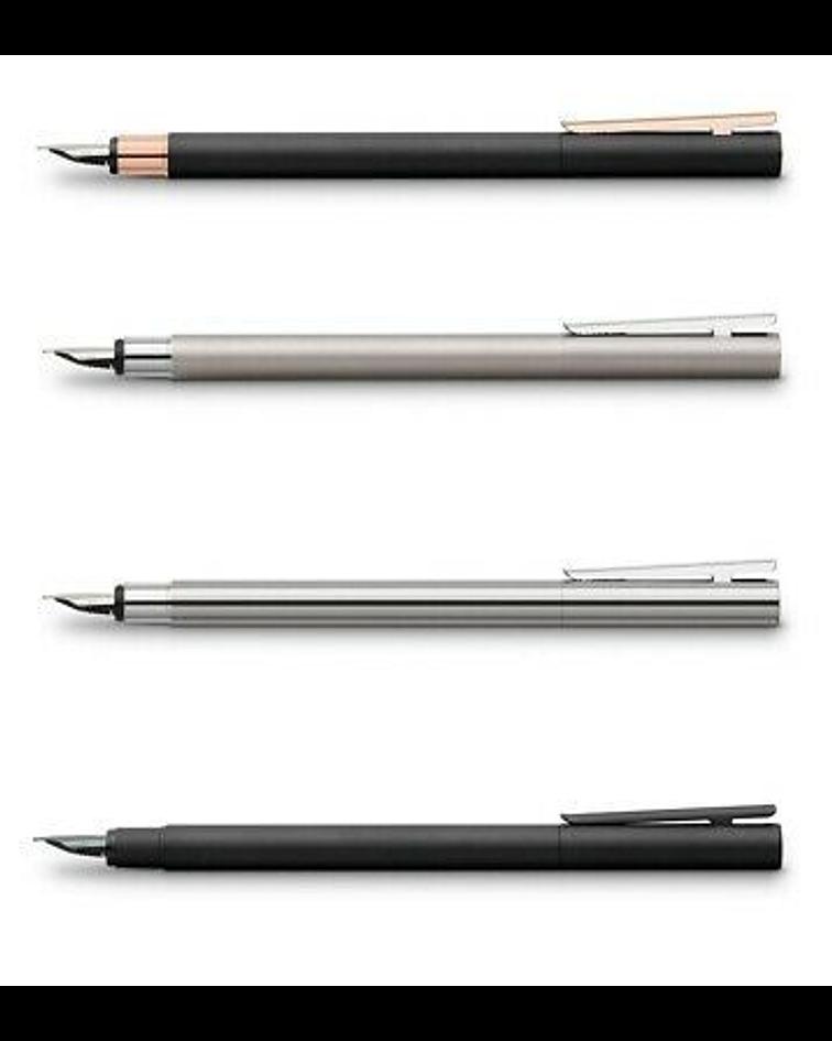 Faber Castell - Neo slim - Plateado