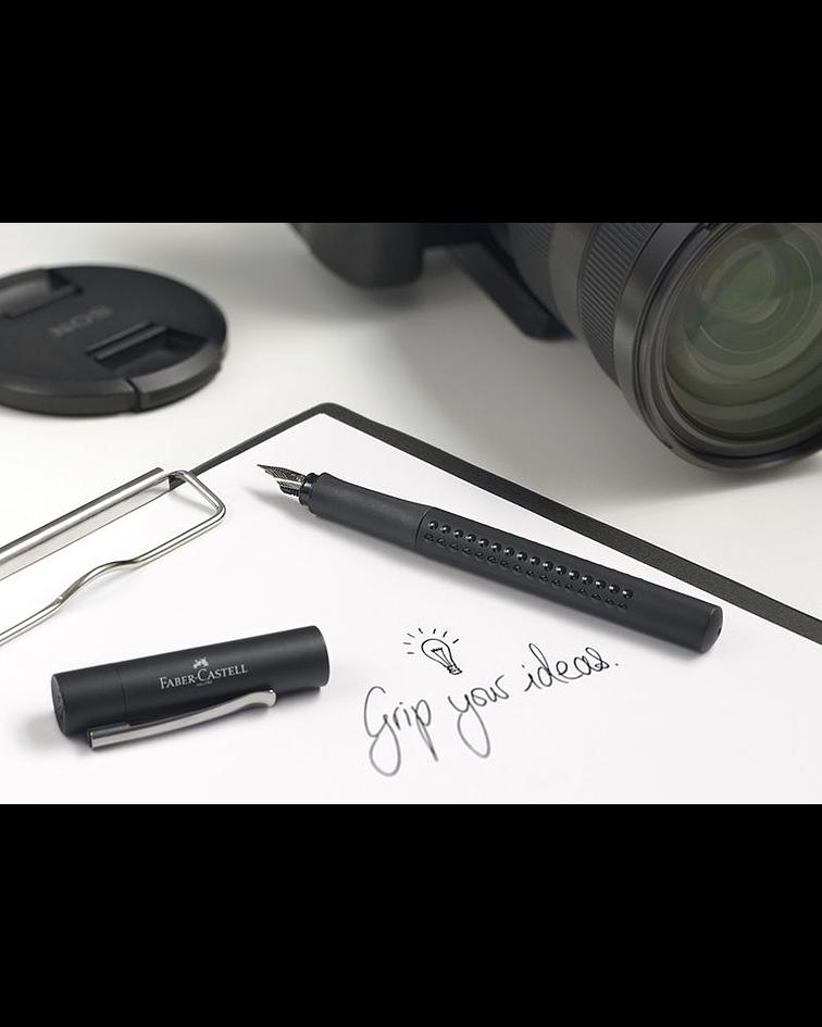 Faber Castell - Grip - Negro