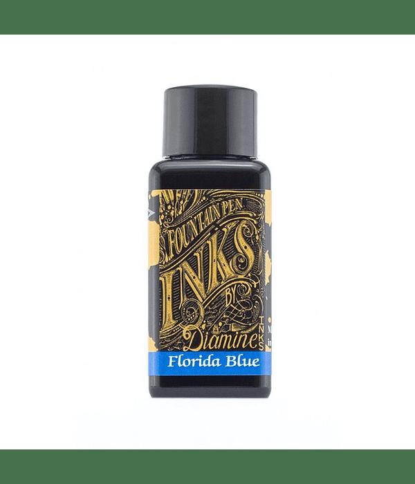 Diamine - 30 ml Regular - Florida Blue