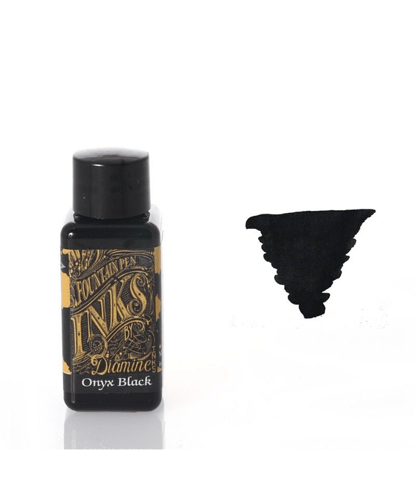 Diamine - 30 ml Regular - Onyx Black