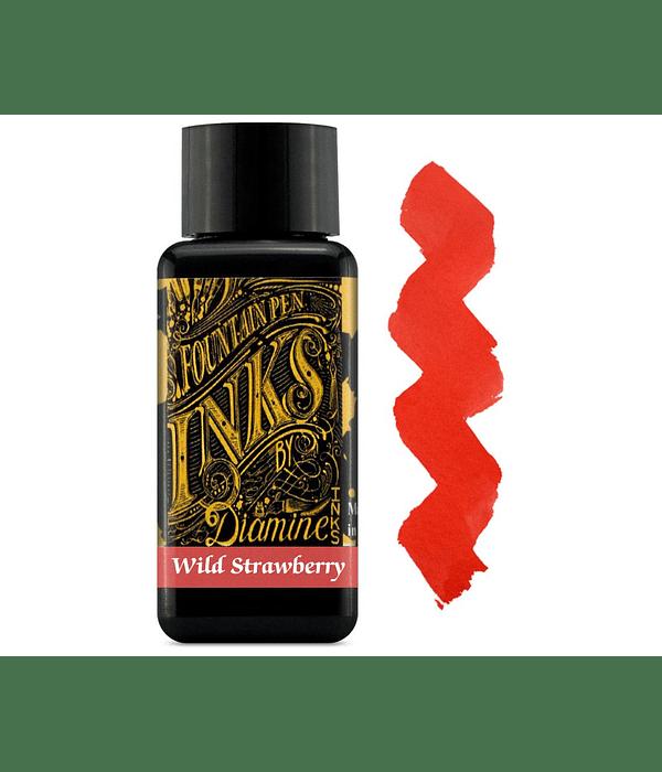 Diamine - 30 ml Regular - Wild Strawberry