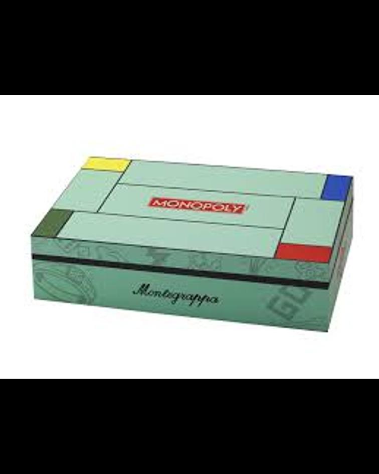 Montegrappa - Monopoly Players, Genius