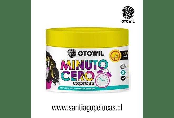 OTOWIL MINUTO CERO MASCARA CAPILAR